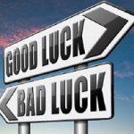 「不運は幸運」の前触れ「悪いことは連鎖する」と最初から覚悟する
